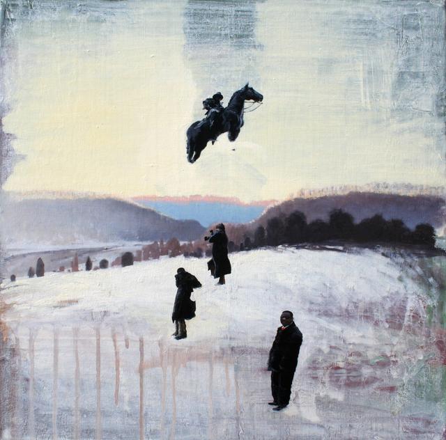 , 'HIGH GROUND,' 2010, Judy Ferrara Gallery