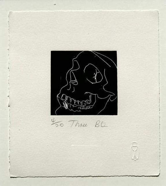 Ben Quilty, 'Three', 2006, Angela Tandori Fine Art