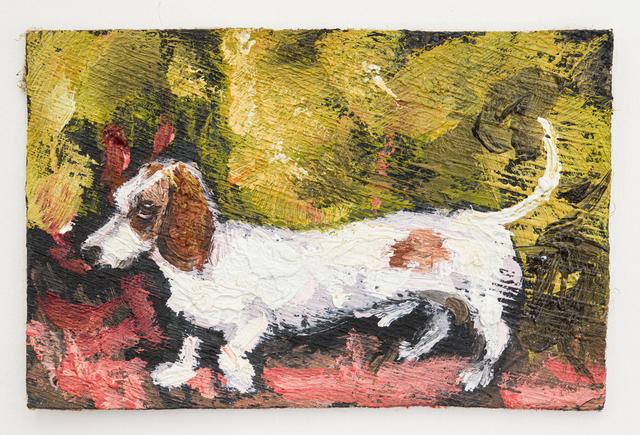 , 'Dog,' 2019, UNION Gallery
