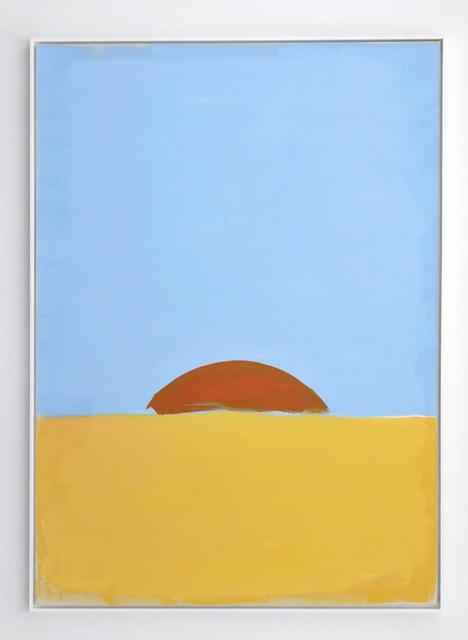 , 'Wainscott Beach,' 2017, Golsa