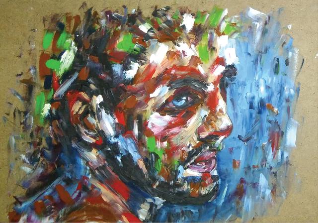 , 'Freedom 3,' 2018, Janet Rady Fine Art