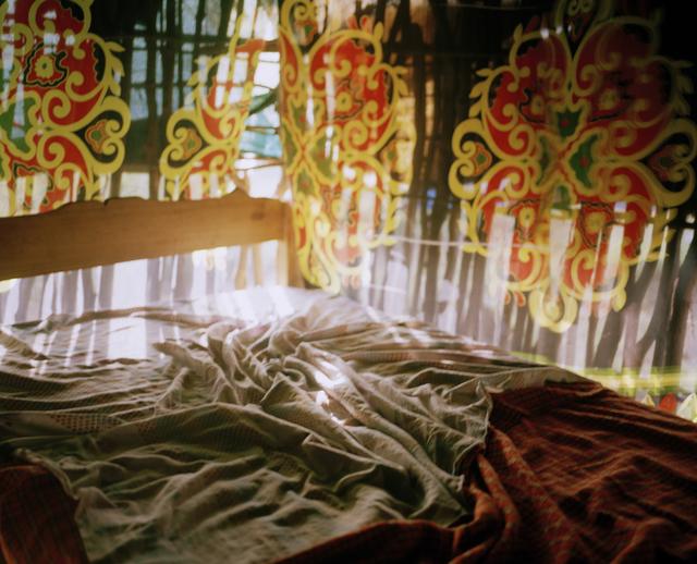 , 'Bed, Northern Kenya,' 2014, Francesca Maffeo Gallery