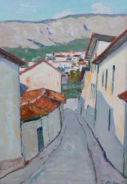 , 'Bachisarai,' 1952, Paul Scott Gallery & galleryrussia.com
