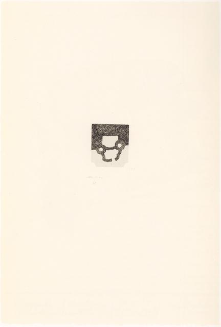 , 'Portfolio 12th Anniversary of GJP,' 1988, Polígrafa Obra Gráfica