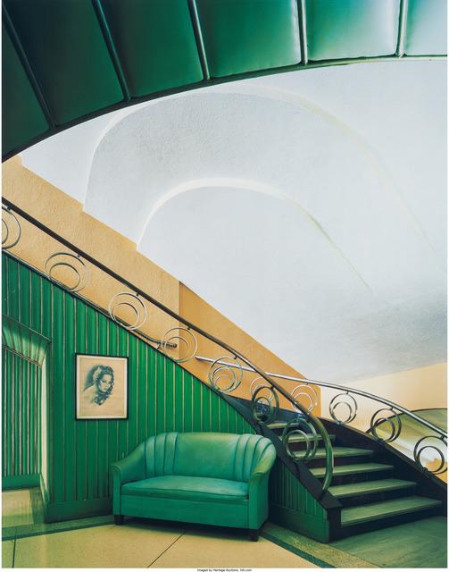 Michael Eastman, 'Hollywood Theater, Havana', 2010, Heritage Auctions
