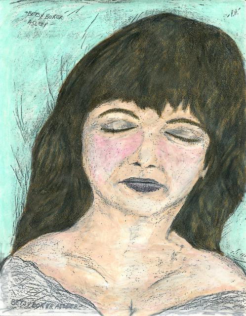 , 'Betsy Boker Asleep,' 1989-1996, FRED.GIAMPIETRO Gallery