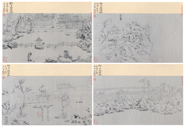 Lin Haizhong, 'Lion Wood Retreat', 2013, Hanart TZ Gallery