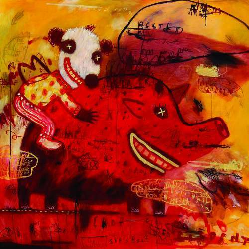 , 'Hitch Hiker,' , Great Banyan Art