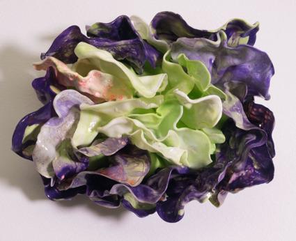 , 'Salad - Purple,' 2017, Rademakers Gallery