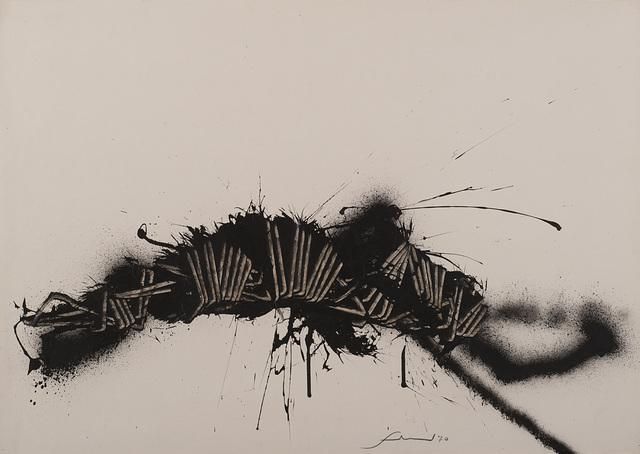 Emilio Scanavino, 'Untitled', 1970, Il Ponte