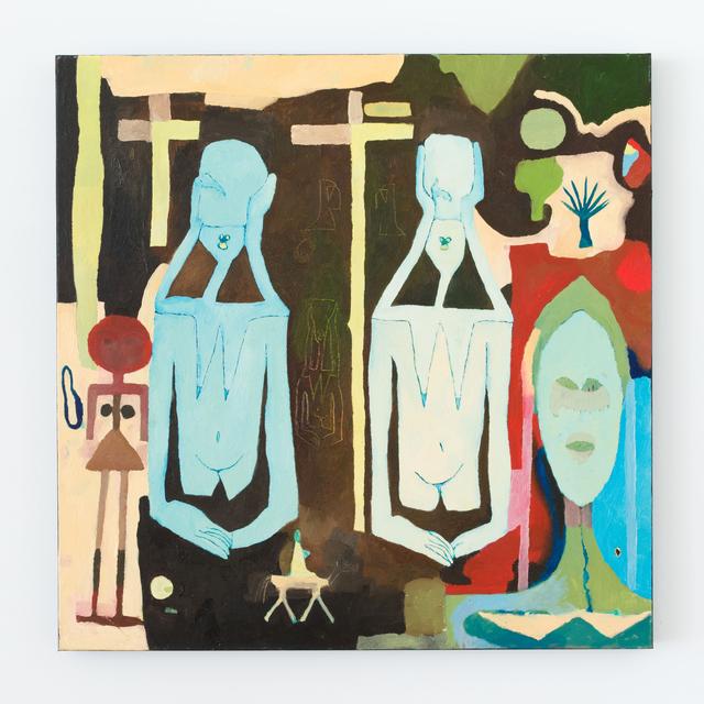 , 'Six Women,' 2016, HARPY