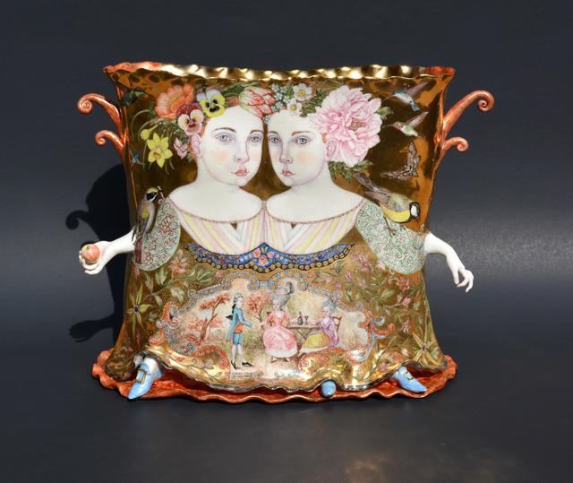 , 'Twins Vase,' 2016, Duane Reed Gallery