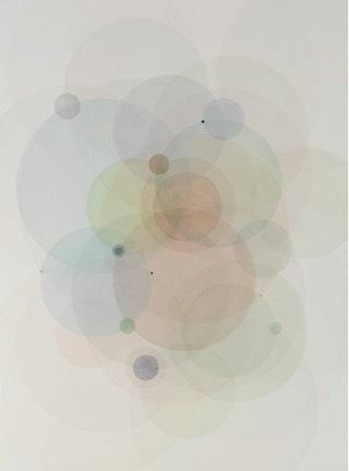 , 'Day Map 90114,' 2015, Joseph Gross Gallery