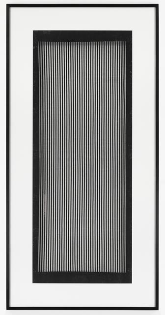 , 'Katagami Screen 3,' 2015, Galerie Buchholz