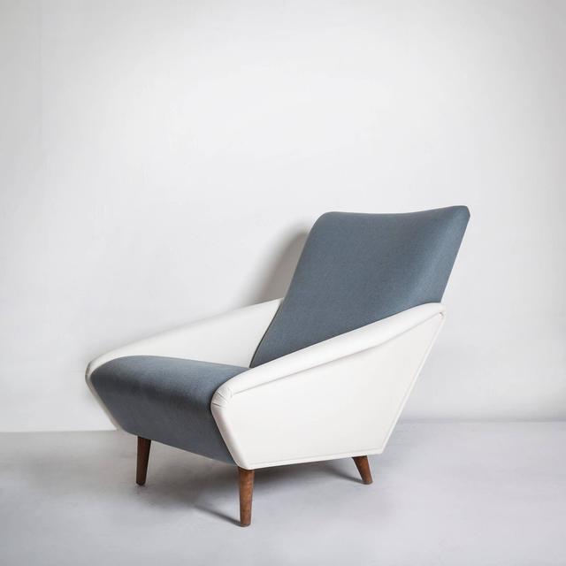 , 'Model no. 807 Distex lounge chair ,' , Nicholas Kilner
