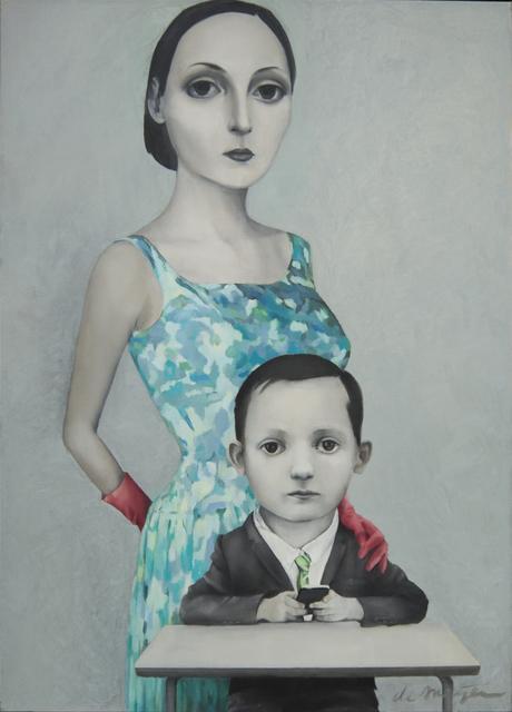 , 'Virtual Love,' 2014, UNIX Gallery