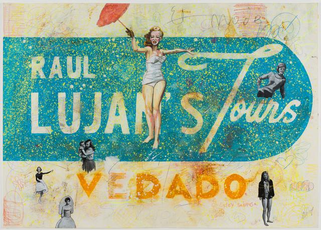 , 'Vedado (No. 3),' 2006, Track 16 Gallery