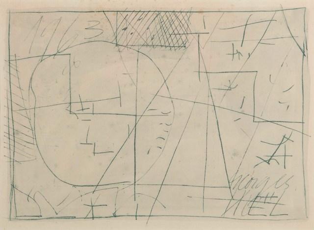 Georges Noël, 'Sans Titre', 1963, Leclere