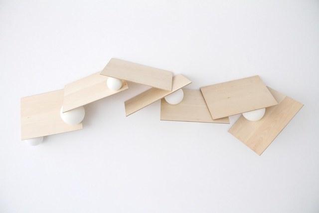 , 'Untitled, serie Partitura horizontal #1,' 2012, Anita Schwartz Galeria de Arte