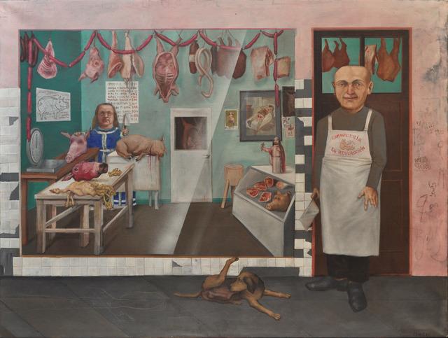 Armando Romero, 'The Butcher's Dog,' 2013, Tasende Gallery