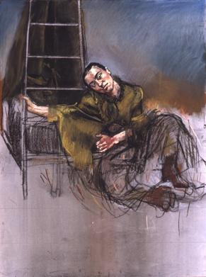 , 'Deposition,' 2000, Marlborough London