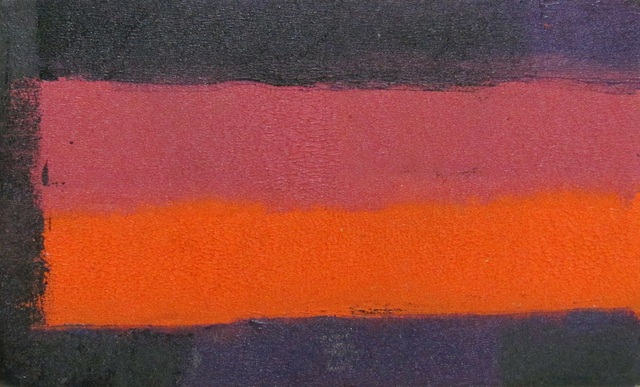 , 'Untitled (Purple, Pink, Orange),' 1959, Fort Worth Contemporary Arts