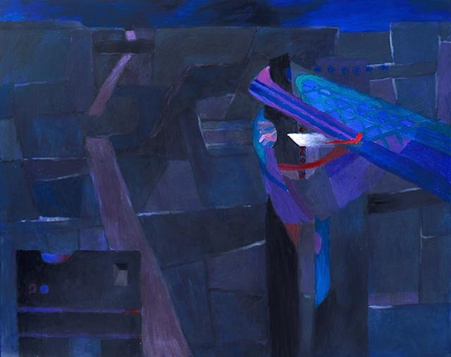 , 'Paracas la noche,' 2011, Durban Segnini Gallery