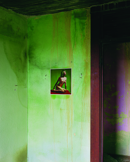 , 'Calendar Girl, from the series Redheaded Peckerwood,' 2009, ROSEGALLERY