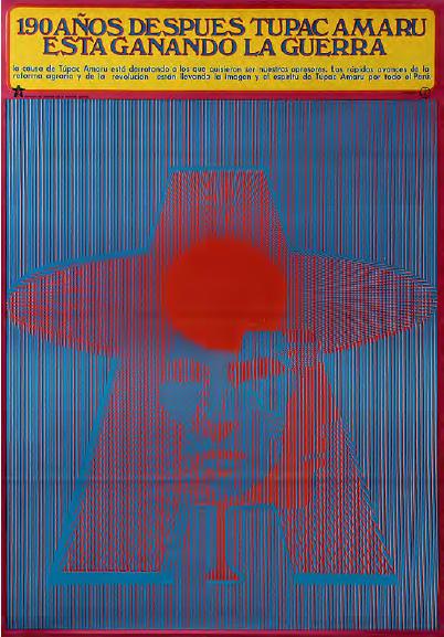 , 'Reforma agraria Peruana,' 1968 -1973, 80M2 Livia Benavides