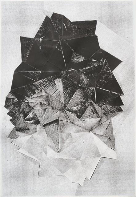 , 'Morgenstern,' 2016, Galerie Kandlhofer