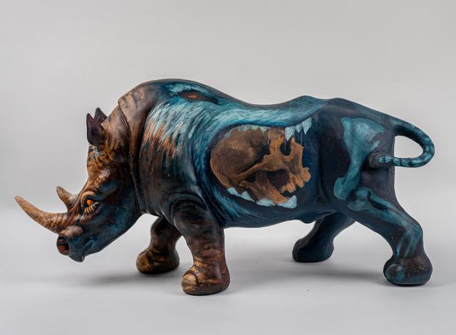 , 'Rhino,' 2019, EWKUKS