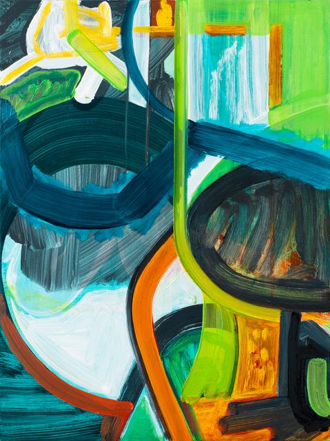 Abi Huxtable, 'Untitled (Slip Sliding Away)', 2019, Maggio Art Consultancy