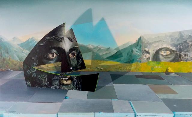 , 'Warrior Ark,' 2015, Pierogi