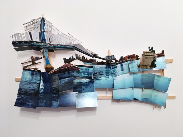 Isidro Blasco, 'Adrift Houses, Model 2', 2019, John Davis Gallery