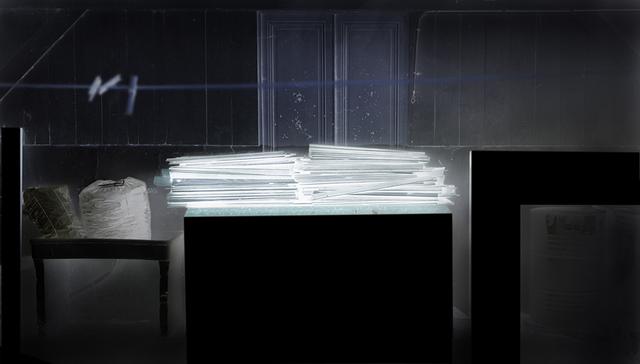 Corinne Mercadier, 'Lames', Galerie Les filles du calvaire
