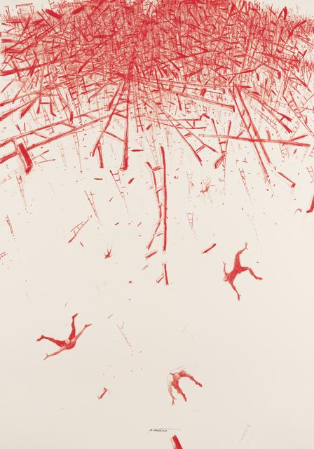 , 'Rejetés,' 2018, LouiSimone Guirandou Gallery