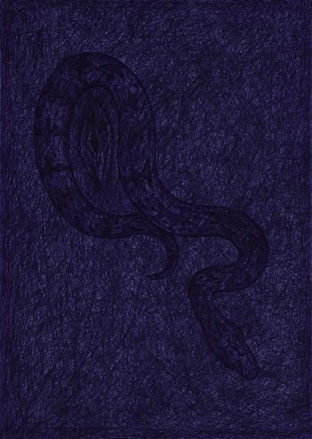 , 'De oneindige lust / The Infinite Desire,' 1986, Magazzino