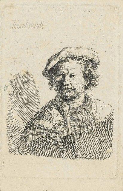 Rembrandt van Rijn, 'A Small Collection', 1645, Christie's