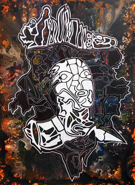 , 'Mister Unadvised,' 2017, Agora Gallery