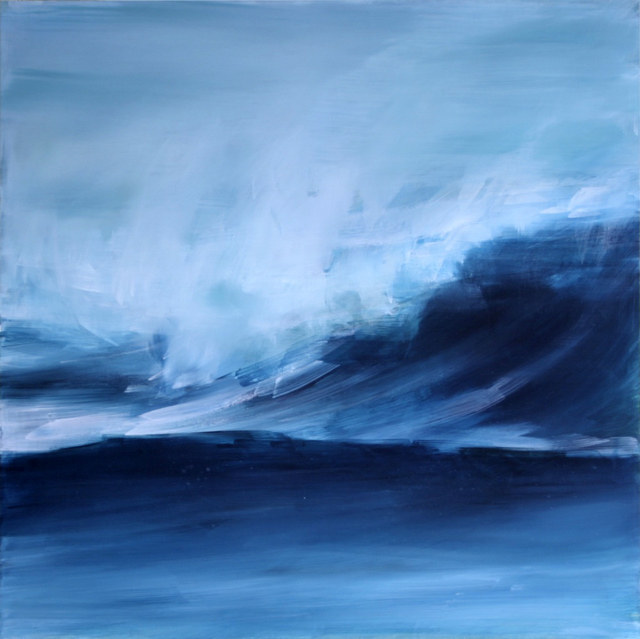 , 'Wave 17,' 2016, Hall Spassov Gallery