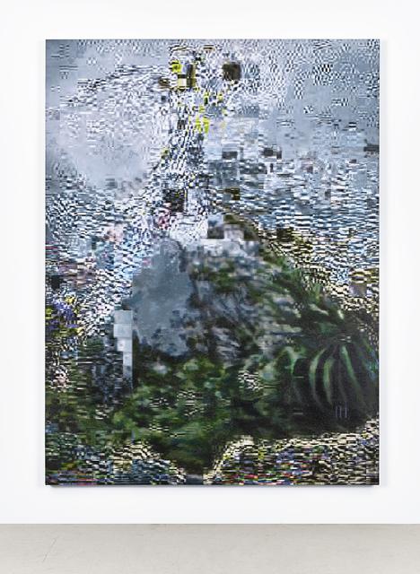 , 'Winston - the highest wind speeds ever measured,' 2015, Galerie Ron Mandos