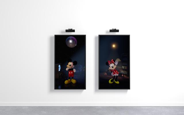 , 'Mickey and Minnie,' 2018, Priveekollektie Contemporary Art | Design