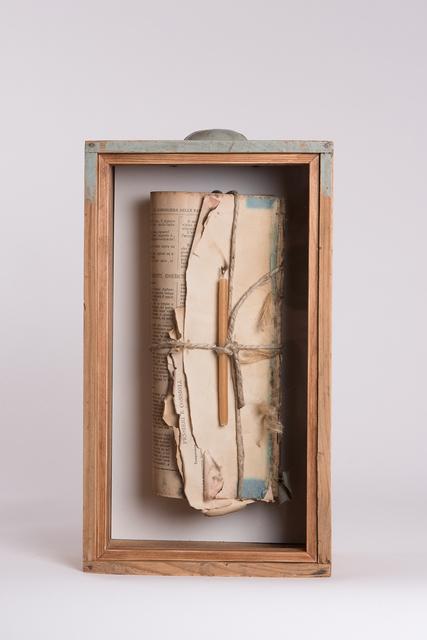 , 'Temperanza,' 2018, Luisa Catucci Gallery