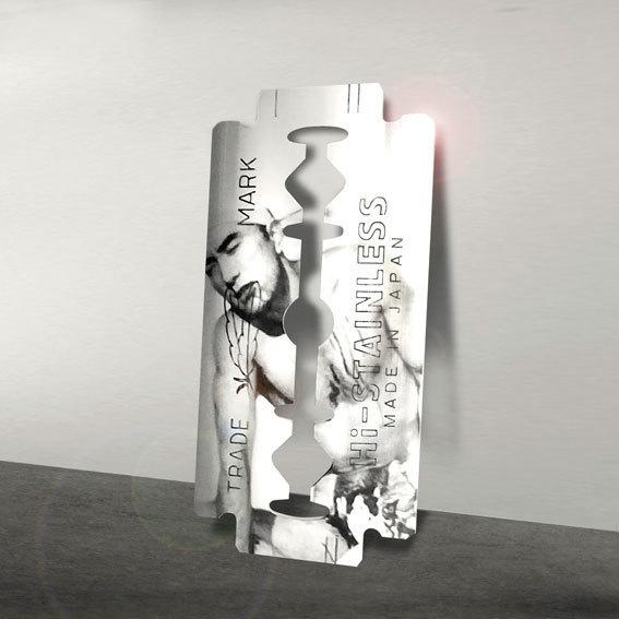 Yves Hayat, 'lame de fond - Mishima ed.1/6', 2019, Mark Hachem Gallery
