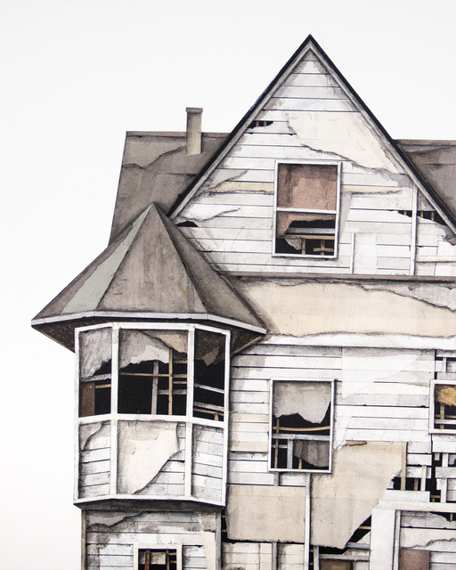 , 'House Studies Series VII,' 2019, Paradigm Gallery + Studio