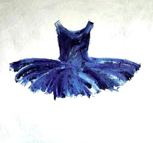 , 'Blue Tutu',' 2017, Galleria Ca' d'Oro