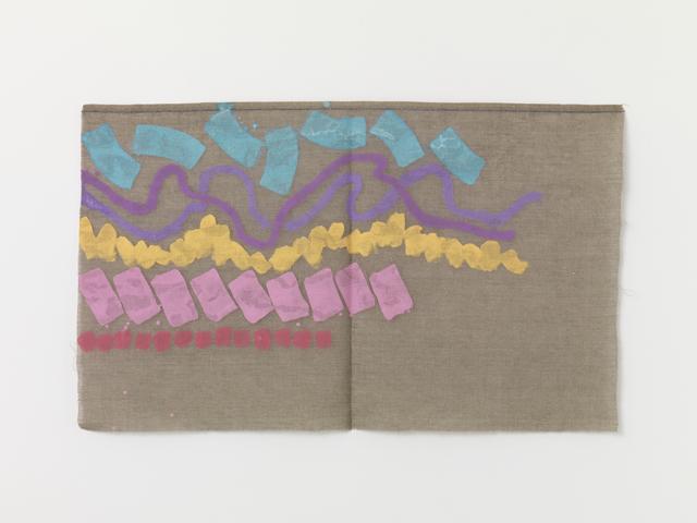 , 'Viola oscuro,' 2008, Galleria Fumagalli