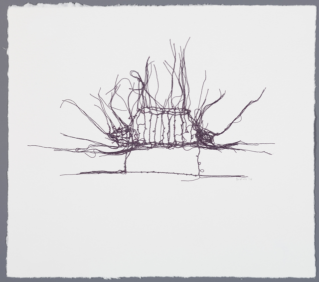 , 'Sleeping Home,' 2014, STPI