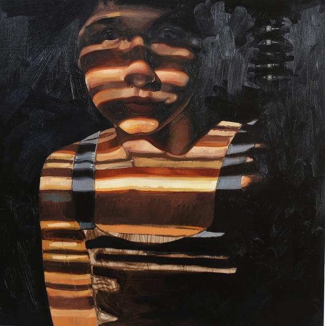 , 'Golden Girl,' 2018, Fort Works Art