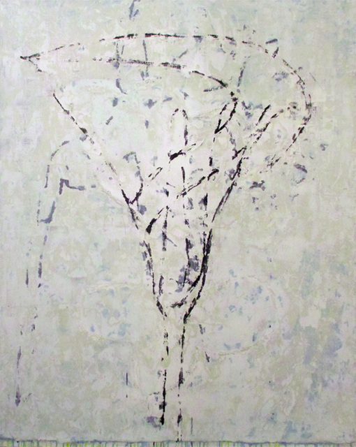 , 'Erased Kelly (Cala Lily/Daffodil),' 2013, Winston Wächter Fine Art